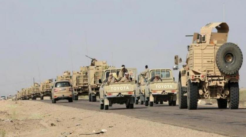 مقتل عناصر حوثية وتدمير تحصينات للمتمردين في هجوم للجيش اليمني بصعده