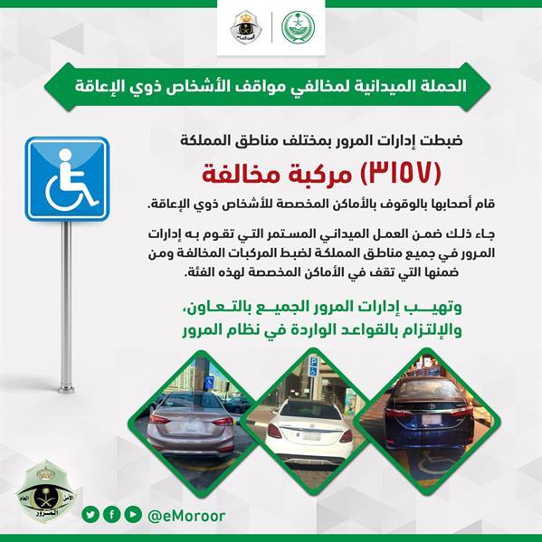 مواقف الأشخاص ذوي الأعاقة