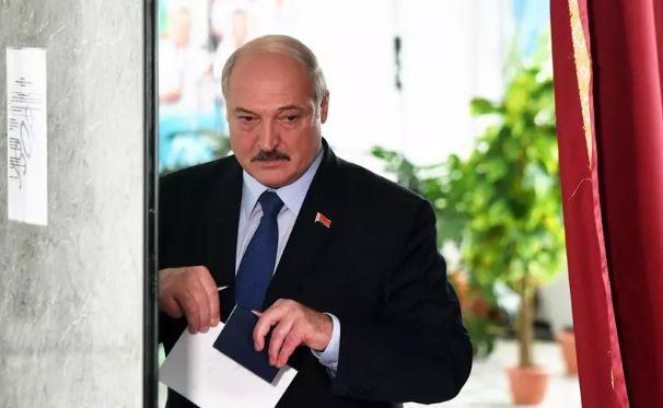 الرئيس البيلاروسي ألكسندر لوكاشنكو