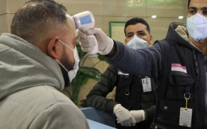 مصر تسجل 421 إصابة بفيروس كورونا و28 حالة وفاة