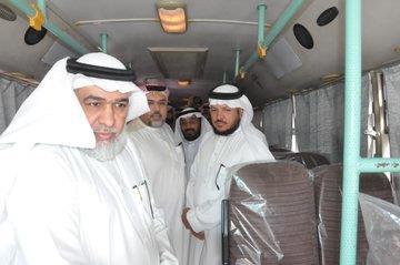 الحافلات المدرسية الذكية