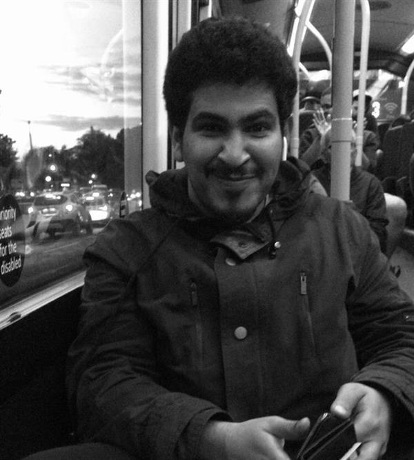 الطالب محمد خلف العتيبي