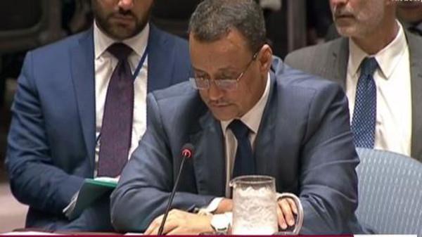 ولد الشيخ: نجحنا في منع عملية عسكرية في الحديدة