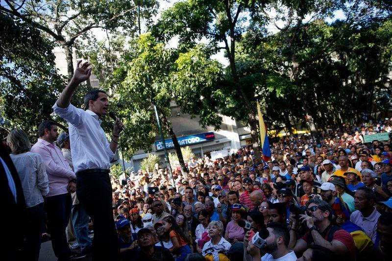 زعيم المعارضة الفنزوبلي