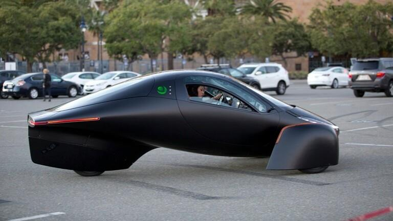 سيارة أبتيرا الكهربائية