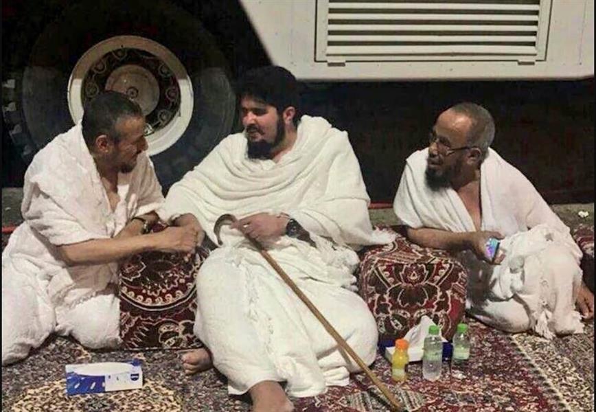 خالد العساف مدير مكتب عبدالعزيز