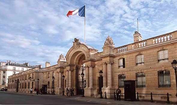 الرئاسة الفرنسية