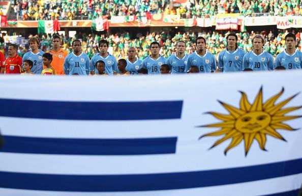 النشيد الوطني لأوروجواي يُفجر أزمة في كوبا أمريكا