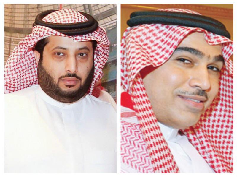 تركي آل الشيخ يشكر جماهير #الوحدة .. وخيمي: بقلبنا وعقلنا يا أبو ناصر