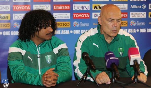 جروس: أتمنى رؤية الجماهير الأهلاوية في الدوحة