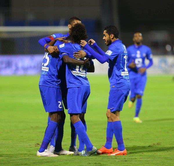 الهلال ثاني أفضل فريق في آسيا .. الاهلي ثالثاً والنصر خارج قائمة الـ 50