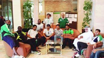 المنتخب السعودي لرياضة ذوي الاحتياجات الخاصة