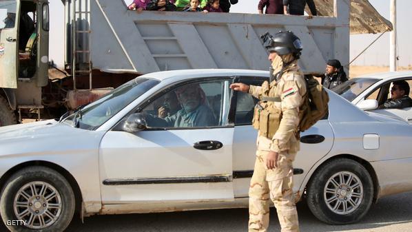 الجيش يحاصر الفلوجة