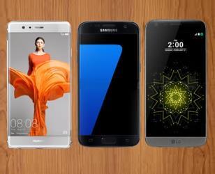 comparing phones