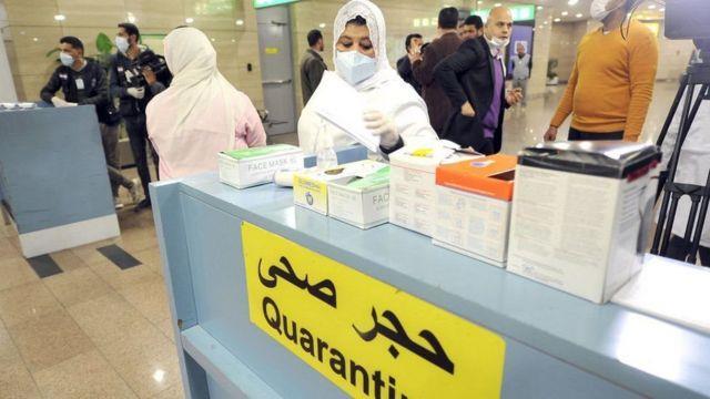 مصر تسجل 890 إصابة جديدة بفيروس كورونا