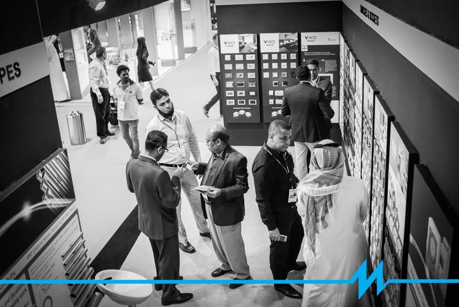 معرض الشرق الأوسط للكهرباء السعودية