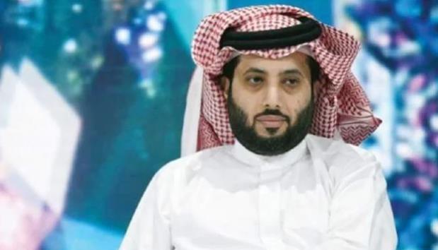 رئيس الهيئة العامة للترفيه تركي آل الشيخ