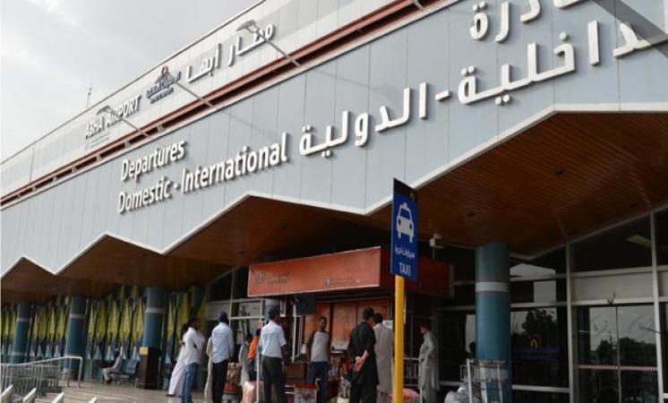 أخبار 24 بسبب سوء الأحوال الجوية مطار أبها الدولي يعلن تأخير جميع الرحلات