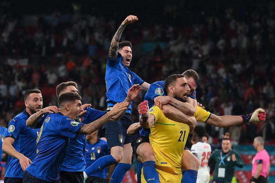 المنتخب الايطالي