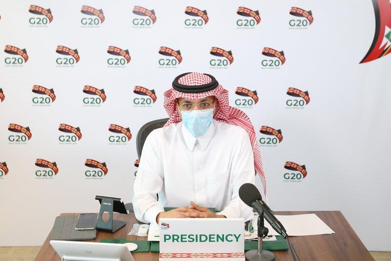 وزير المالية الأستاذ محمد بن عبدالله الجدعان
