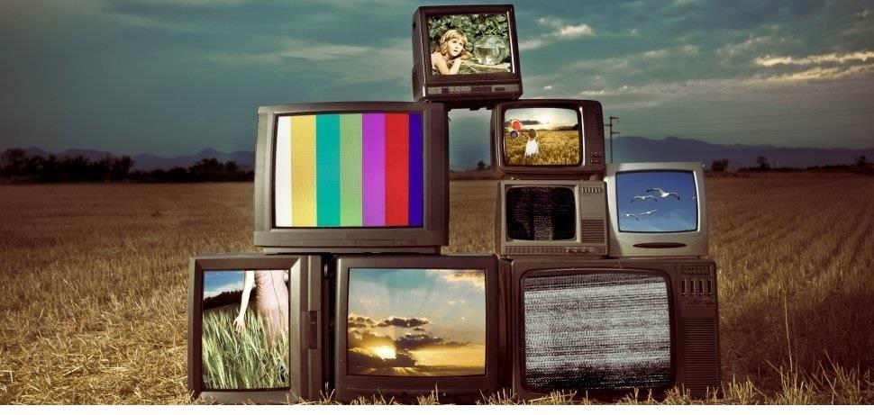 تلفزيون ملون