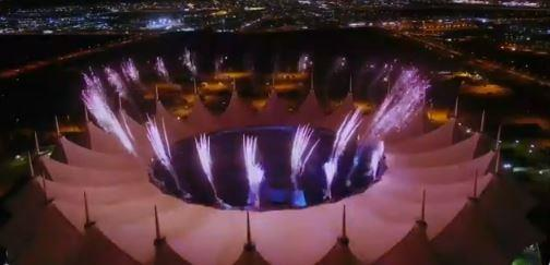 الحفل الختامي لموسم الرياض