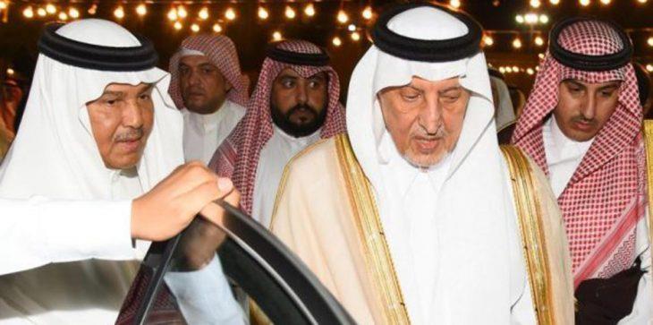 أمير منطقة مكة