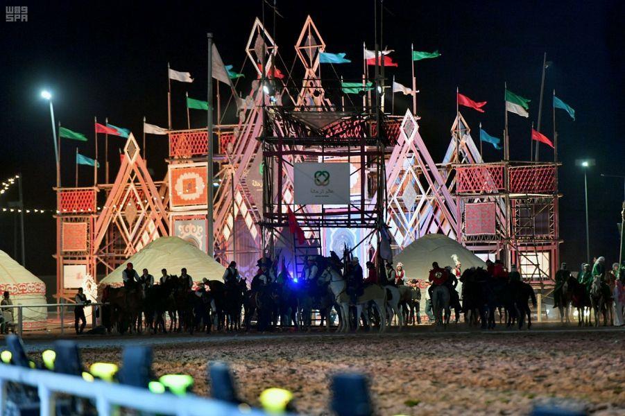 مهرجان الملك عبدالعزيز للابل