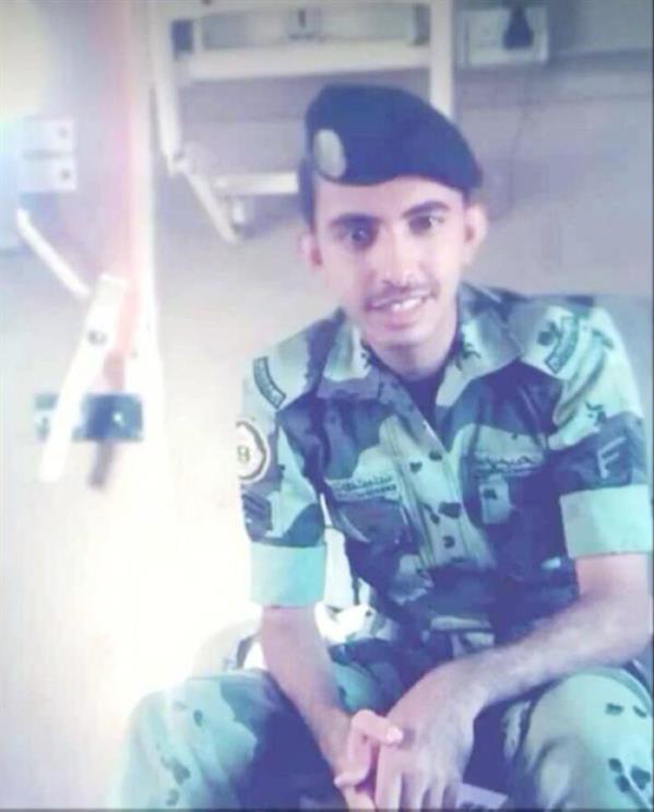 العريف علي الحمدي