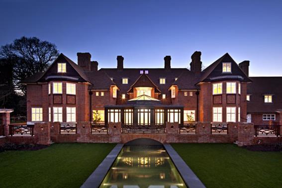 المنزل