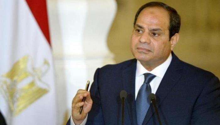 الرئيس المصري، عبدالفتاح السيسي