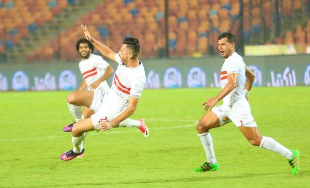 محمود حمدي الونش لاعب الزمالك