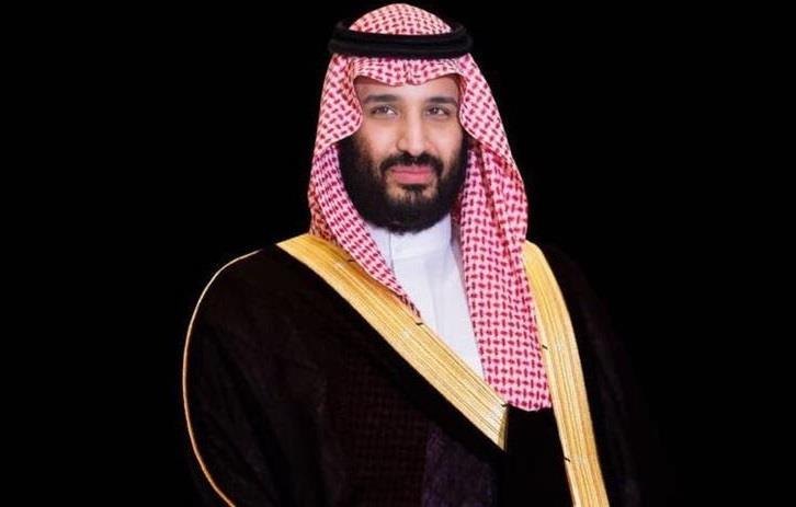 ولي العهد يتلقى اتصالاً هاتفياً من ملك البحرين