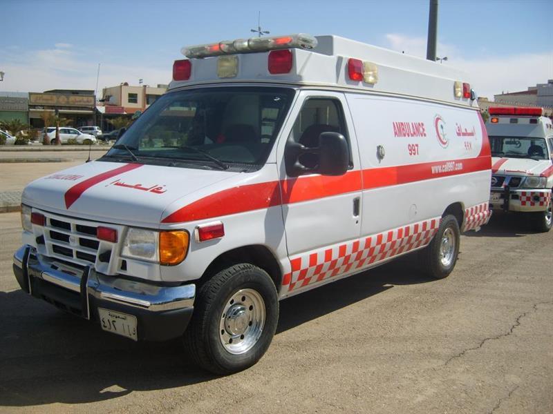 """وفاة مسعف بـ""""الهلال الأحمر"""" دهساً أثناء مباشرته حادثًا مروريًا في المدينة المنورة"""