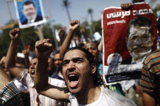 الداخلية المصرية: بدء إجراءات تجاه رابعة والنهضة