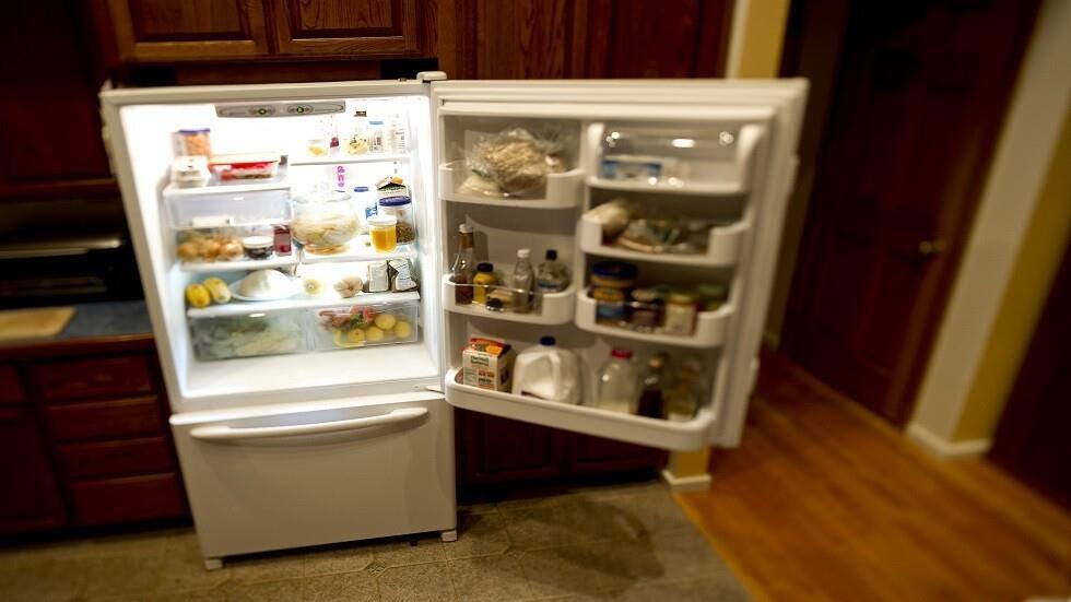 لا ينصح بتخزين المواد الغذائية في الثلاجة