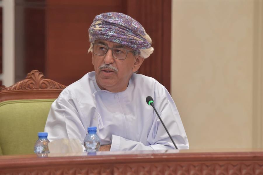 وزير الصحة العُماني، الدكتور أحمد بن محمد السعيدي