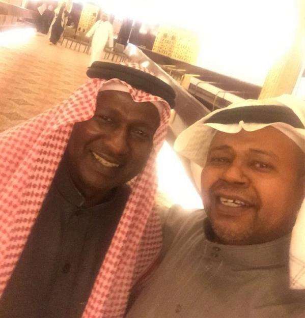 العويران لـ ماجد عبدالله: أستاذي وملهمي شكرًا