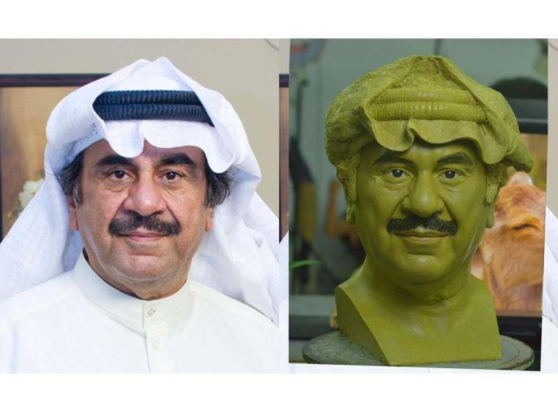 نجل عبدالحسين عبدالرضا يكشف عن تفاصيل تمثال والده في موسم الرياض