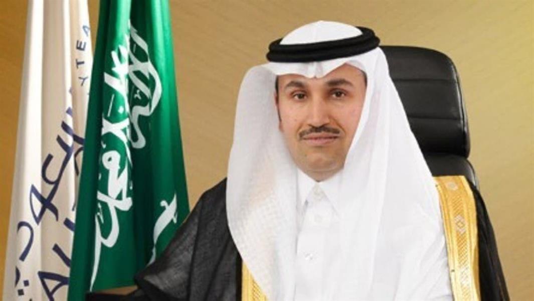 وزير النقل صالح الجاسر