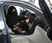 ضبط سيدات لقيادتهن السيارة