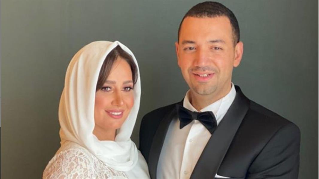 صور من حفل زواج حلا شيحة ومعز مسعود