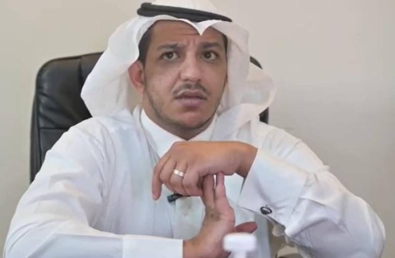 المحامي إبراهيم الطريفي
