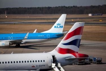 شركة الطيران الملكية الهولندية klm