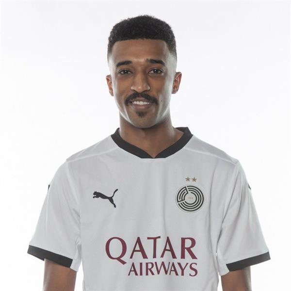 لاعب نادي السد سعود النصر