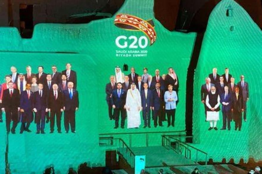 مقتطفات من مسودة البيان الختامي لقمة قادة دول مجموعة العشرين