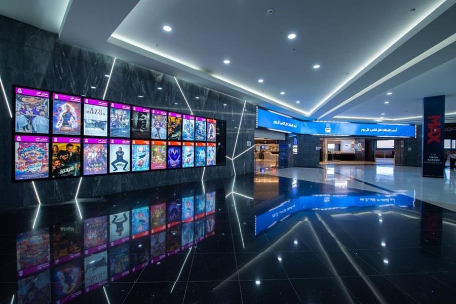 أخبار 24 بالصور فوكس سينما تفتتح ثاني مجمع سينمائي لها في الرياض