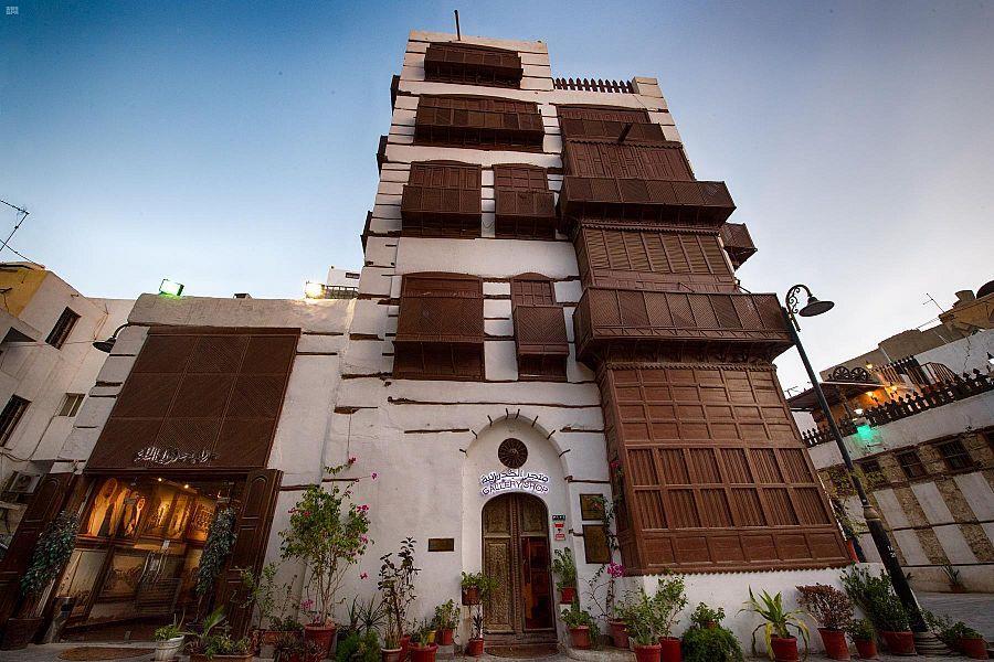 """بيت """"نور ولي"""" التاريخي في حارة اليمن، المبني قبل 150 عاماً"""