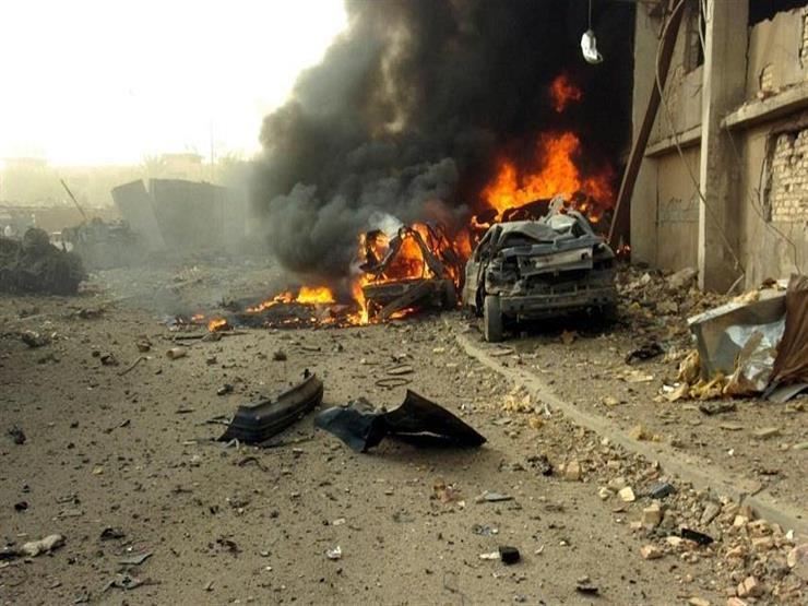 مقتل وإصابة 13 شخصا نتيجة انفجار عبوة ناسفة شمال بغداد