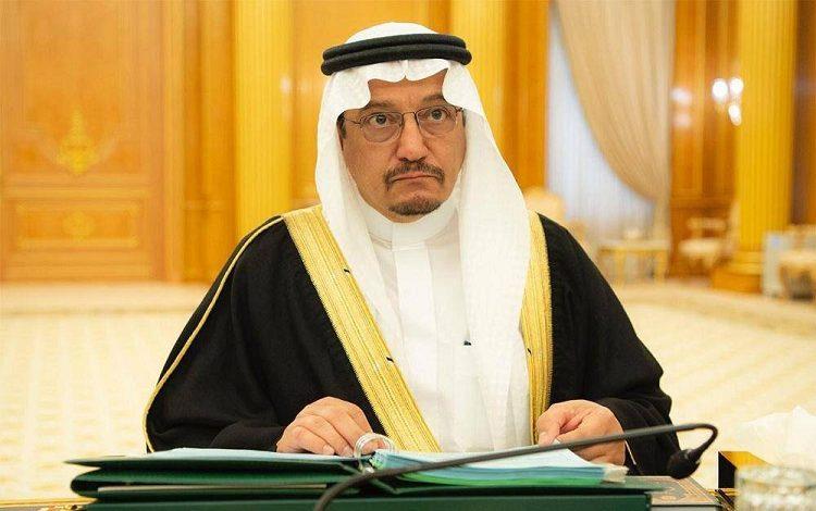 وزير التعليم الدكتور حمد بن محمد آل الشيخ